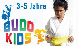 Neue Trainingzeiten für Budo Kids