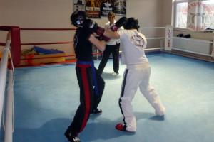 Kickboxen Workout