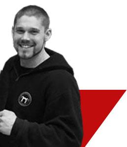 Boxtrainer Phil Bösche
