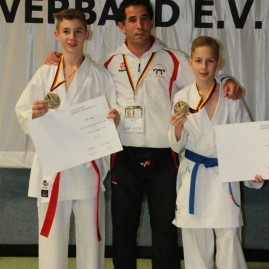 Deutsche Karate Meisterschaft der Schüler 2013