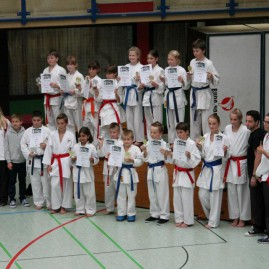 Hamburger Meisterschaft Kinder / Schüler (Karate)