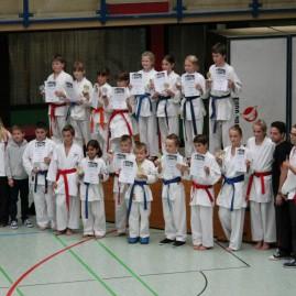 Hamburger Meisterschaft Kinder / Schüler (Karate)