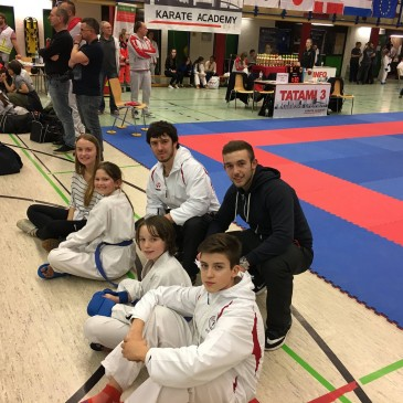 Hamburg Open Karate 2017