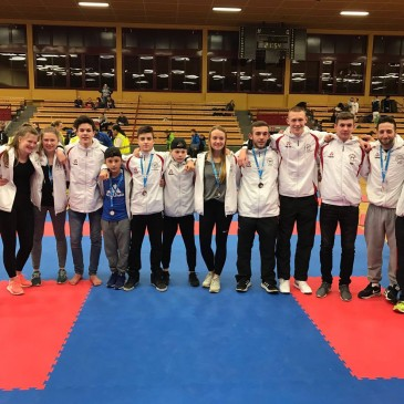 Karate Internationalen Open in Berlin