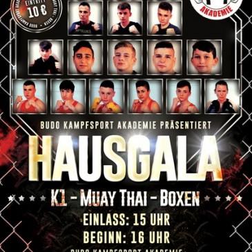 2. Hausgala der Budo-Kampfsport-Akademie