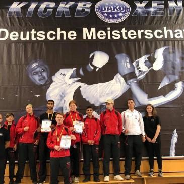 Deutsche Meisterschaft im Kickboxen