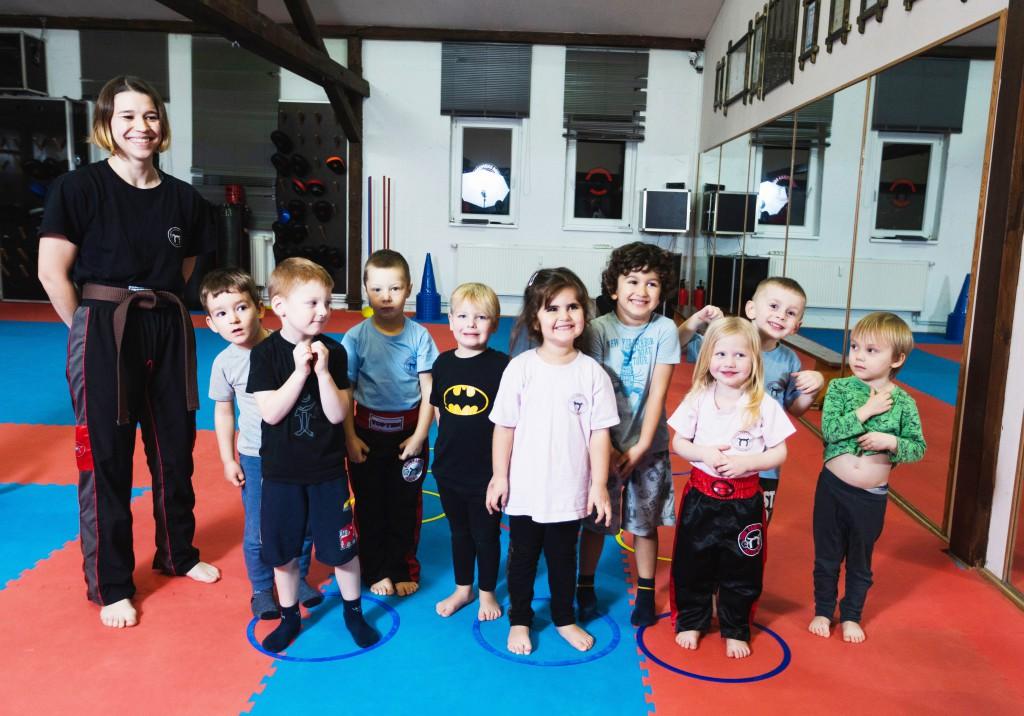 Samurai Kids Karate