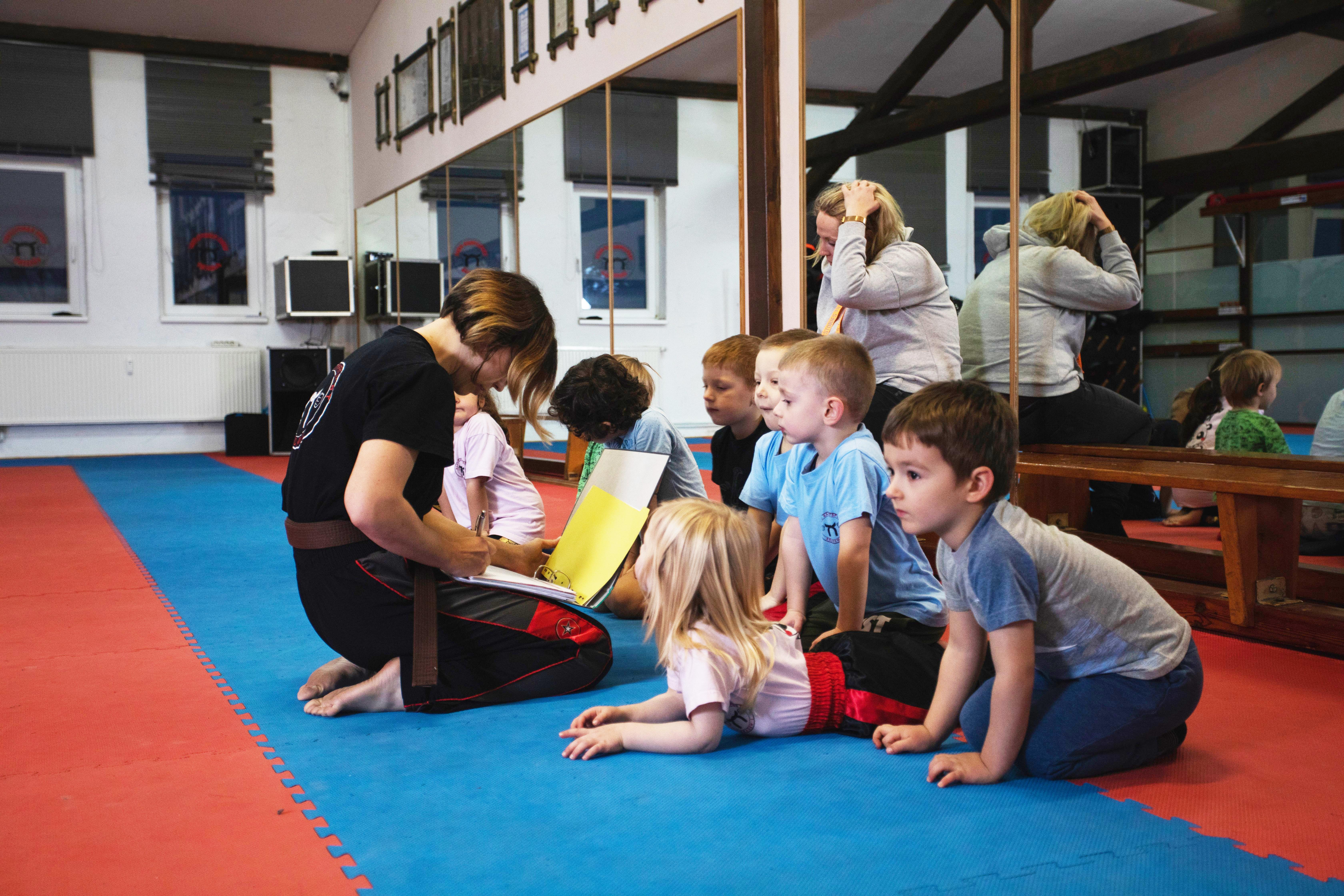 Samurai Kids Karate 4