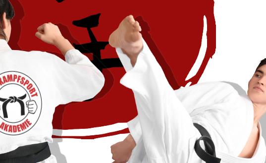Karateprüfung in der BKA!