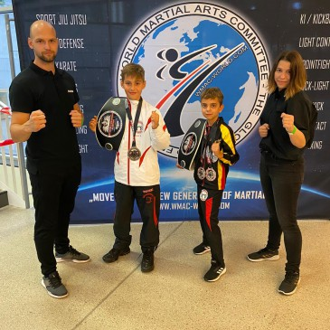 Die Budo Kampfsport Akademie in Österreich!