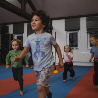 Panda Kids Kickboxen 3-5 Jahre