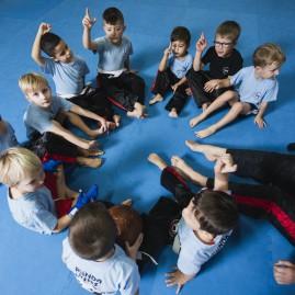 Panda Kids Kickboxen