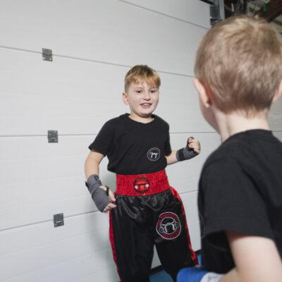 Kickboxen Kinder 6-9 Jahre
