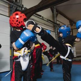 Kickboxen ab 6 Jahren