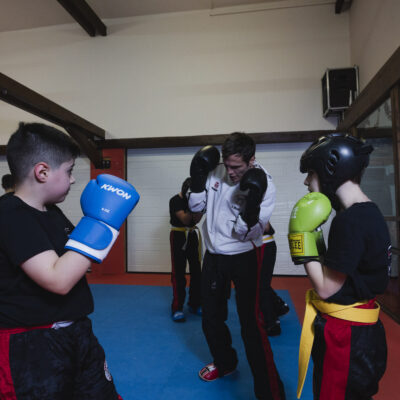 Kickboxen Kinder ab 10 Jahren