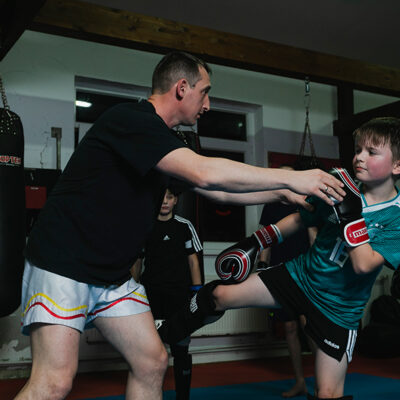 K1 Kickboxen Anfänger