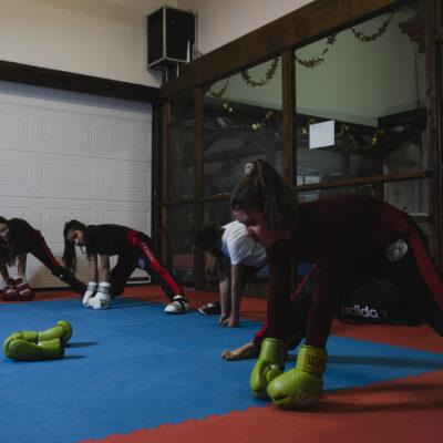 Kickboxen Jugendliche ab 14 Jahren