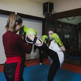 Kickboxen ab 14 Jahren
