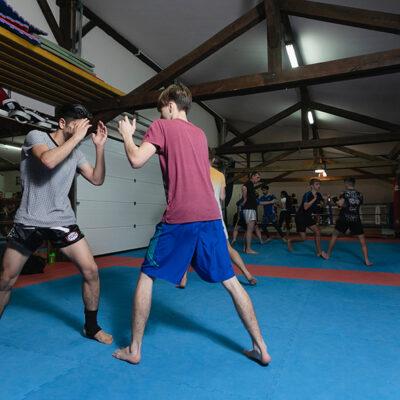 K1 Kickboxen Fortgeschrittene
