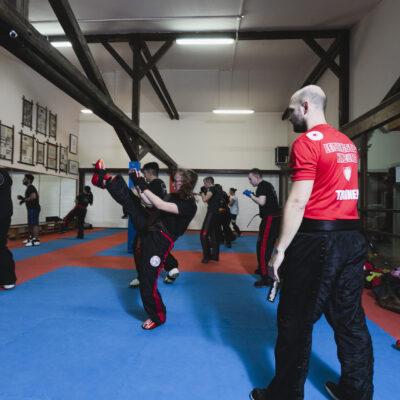 Kickboxen Erwachsene
