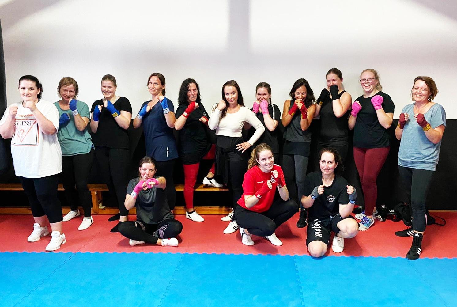 Fitness Kickboxen BKA