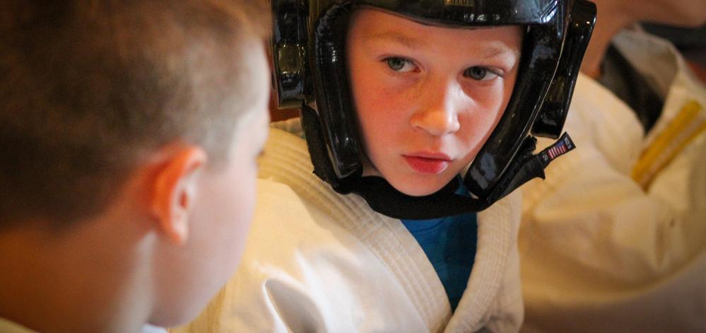Kinder Karate Bergedorf