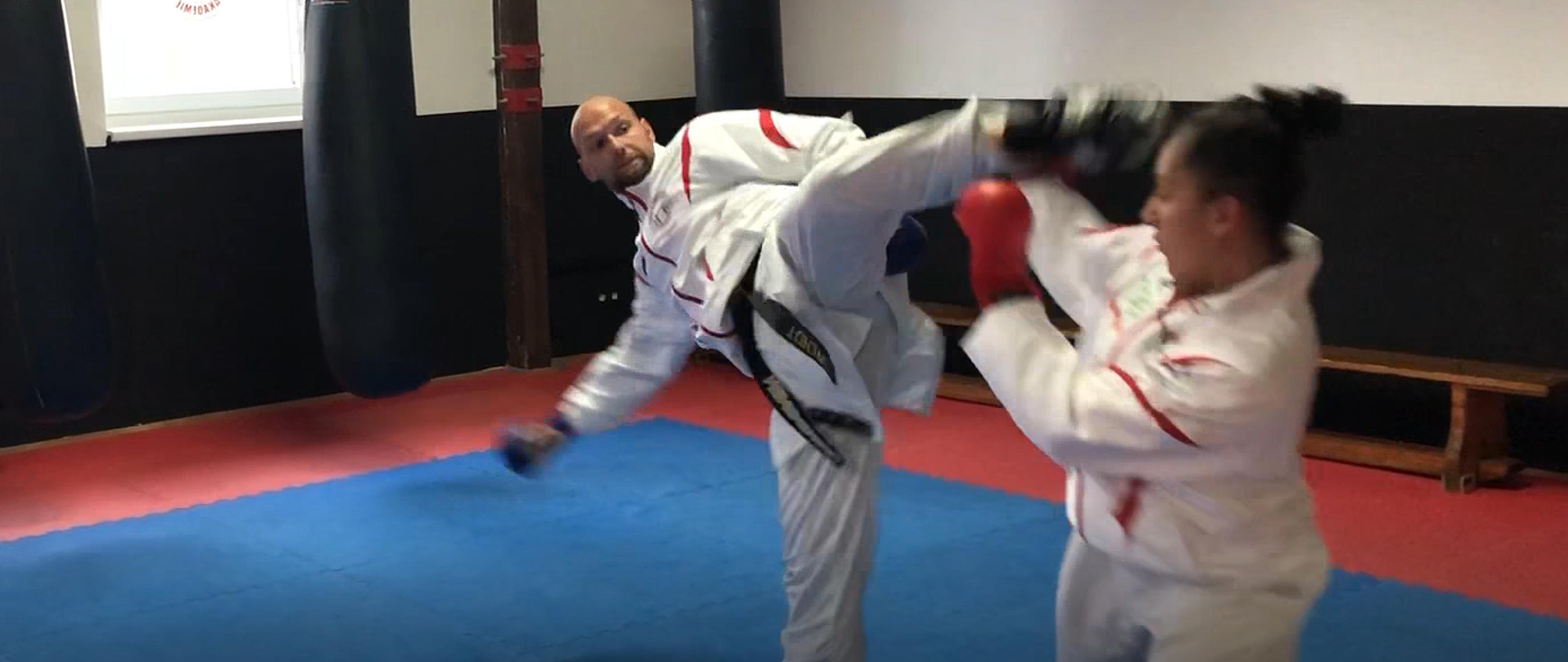 Selbstverteidigung Kampfsport