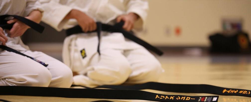 Kunst im Karate