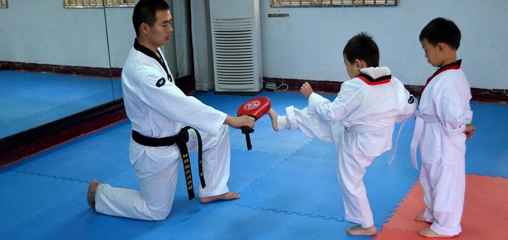 Karate Training Bergedorf