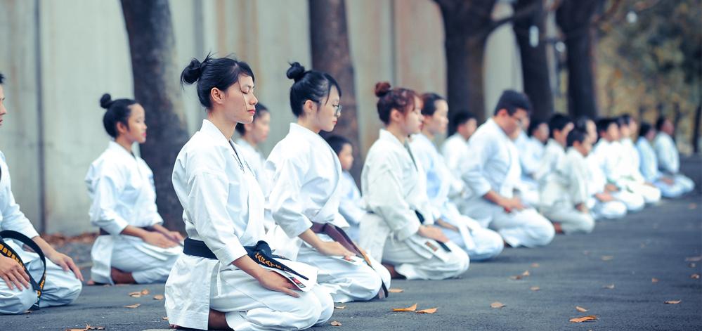 Bergedorf Karate Training