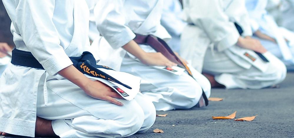 Training Bergedorf Karate