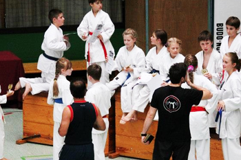 Karate Tunier
