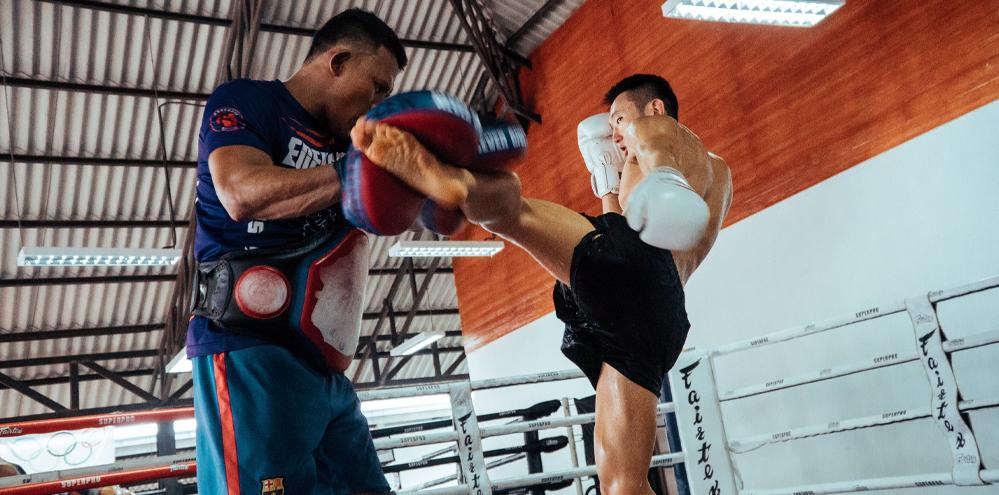 Vitamine Kickboxen