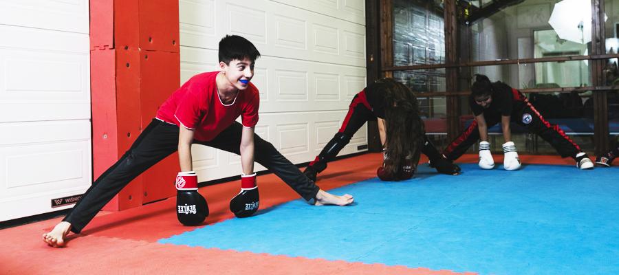Kickboxen BKA