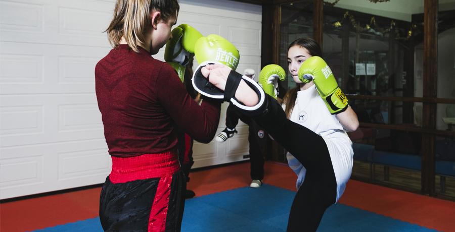 Kickboxen lernen Hamburg