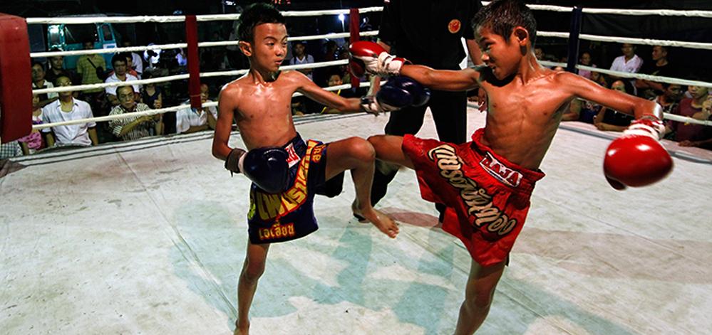 Muay Thai Boxen