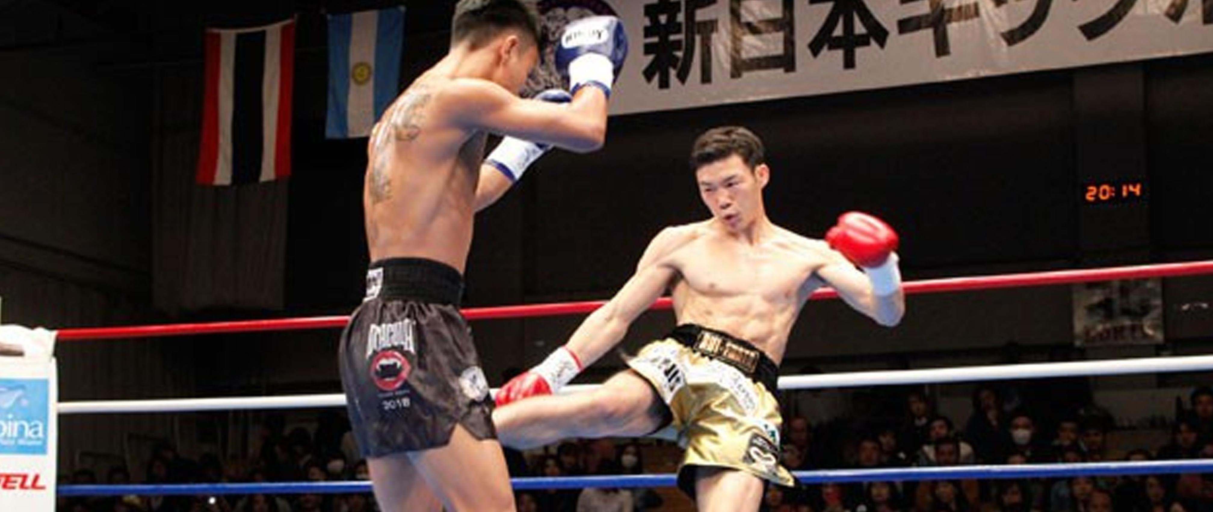Thaiboxen Kampfzeiten