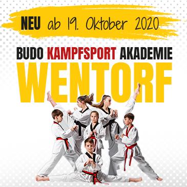 Die Budo Kampfsport Akademie vergrößert sich!