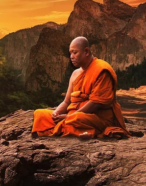Zen Meditation Karate