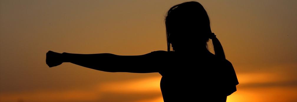 Karate Meditation