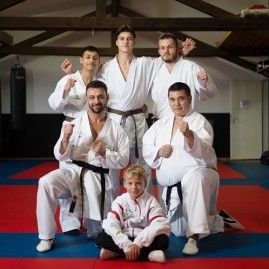 Karate Leistungsgruppe Kinder Jugend