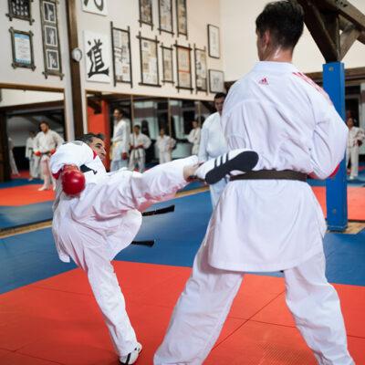 Karate Kumite Erwachsene