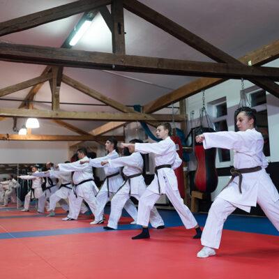 Karate Kumite Erwachsene Kata