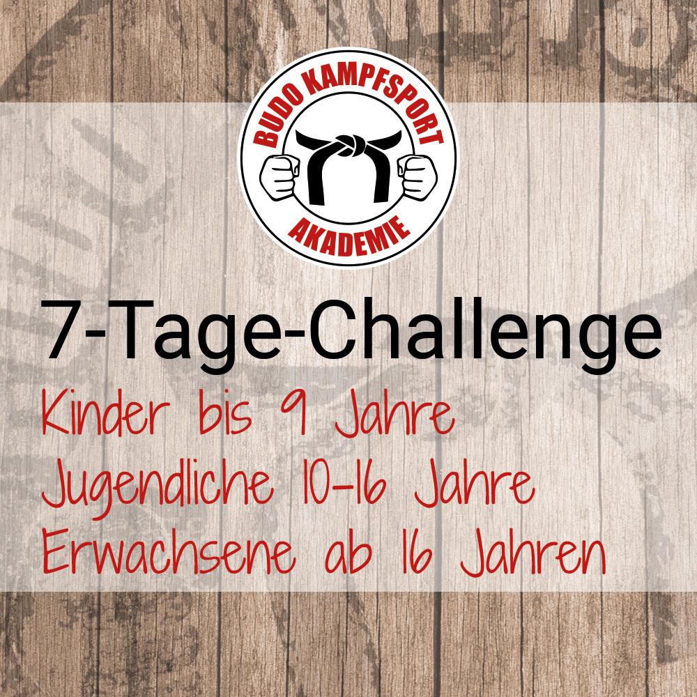 Kampfsport Challenge
